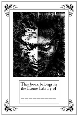 Steve Alton's bookplate #3