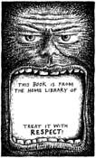 Steven Appleby's bookplate #3