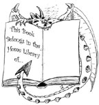 Yasmin Jones's bookplate #1